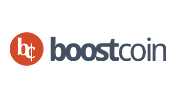 Logo for Boostcoin.com