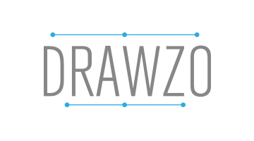 Logo for Drawzo.com