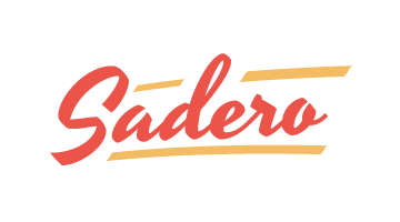 Logo for Sadero.com