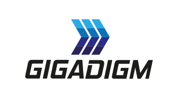 Logo for Gigadigm.com