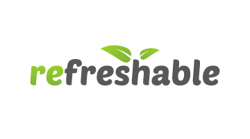 Logo for Refreshable.com