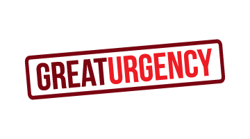 Logo for Greaturgency.com