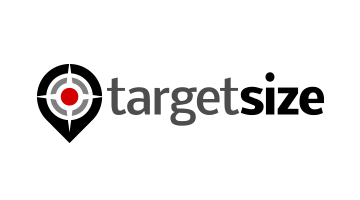 Logo for Targetsize.com