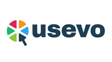Logo for Usevo.com