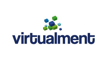 Logo for Virtualment.com