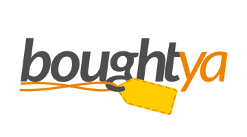 Logo for Boughtya.com