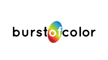 Logo for Burstofcolor.com