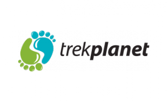 Logo for Trekplanet.com