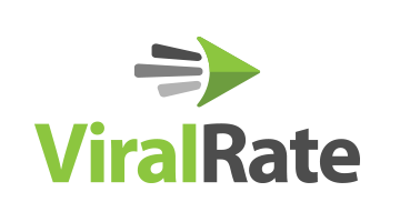 Logo for Viralrate.com