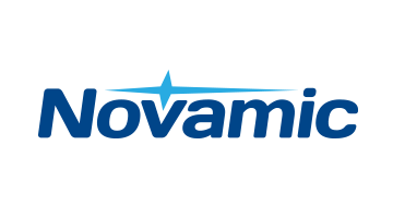 Logo for Novamic.com