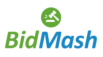 Logo for Bidmash.com