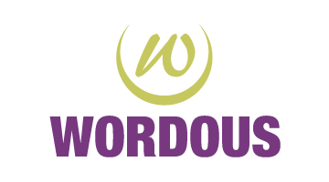 Logo for Wordous.com