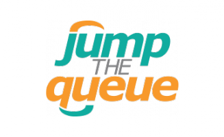 Logo for Jumpthequeue.com