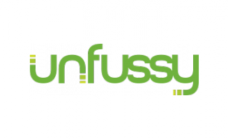 Logo for Unfussy.com