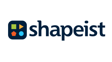 Logo for Shapeist.com