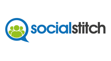 Logo for Socialstitch.com