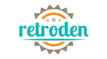 Logo for Retroden.com