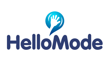 Logo for Hellomode.com