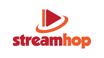 Logo for Streamhop.com