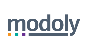 Logo for Modoly.com