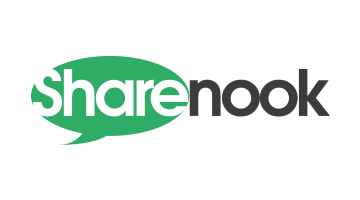 Logo for Sharenook.com