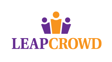 Logo for Leapcrowd.com