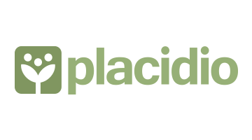 Logo for Placidio.com