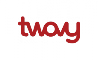 Logo for Twovy.com