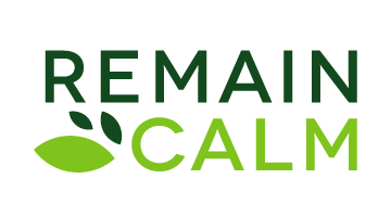 Logo for Remaincalm.com