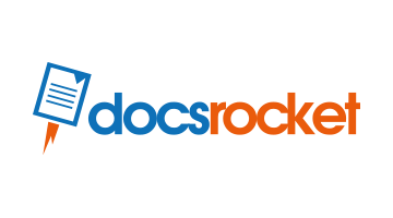 Logo for Docsrocket.com