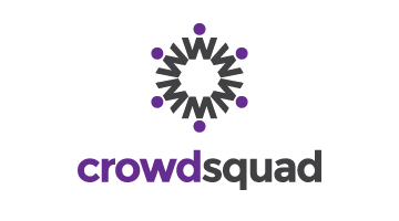 Logo for Crowdsquad.com