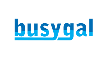 Logo for Busygal.com