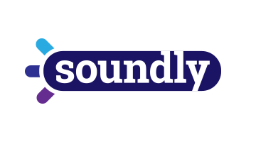 Logo for Soundly.com