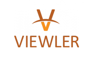 Logo for Viewler.com