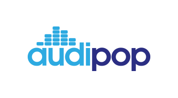 Logo for Audipop.com