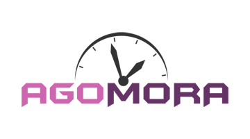 Logo for Agomora.com