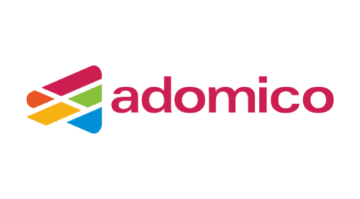 Logo for Adomico.com