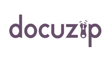 Logo for Docuzip.com
