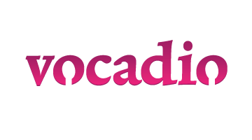 Logo for Vocadio.com