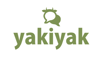 Logo for Yakiyak.com