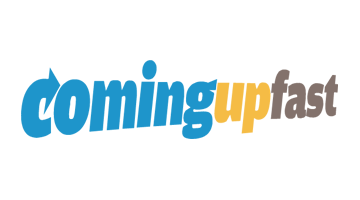 Logo for Comingupfast.com