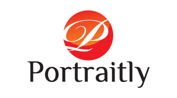 Logo for Portraitly.com