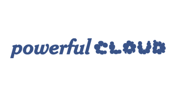 Logo for Powerfulcloud.com