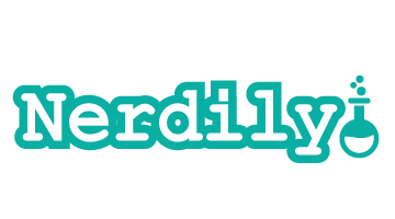 Logo for Nerdily.com