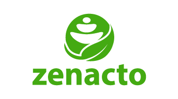 Logo for Zenacto.com