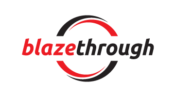 Logo for Blazethrough.com