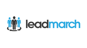 Logo for Leadmarch.com
