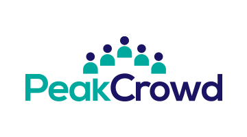 Logo for Peakcrowd.com