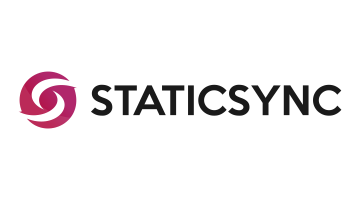 Logo for Staticsync.com