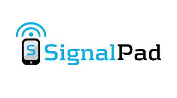 Logo for Signalpad.com